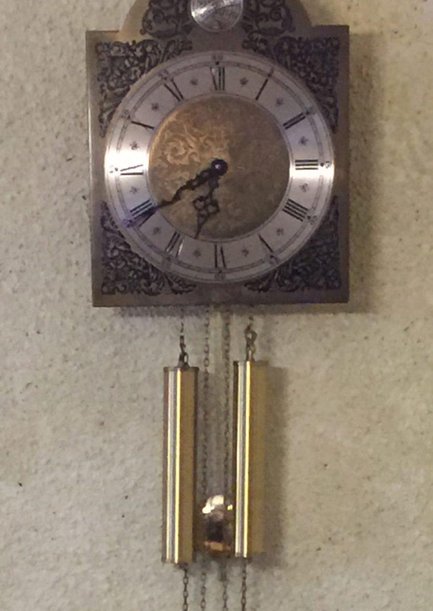 Reloj de pesas
